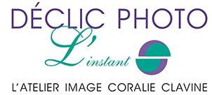 Declicphoto – Coralie Clavine logo